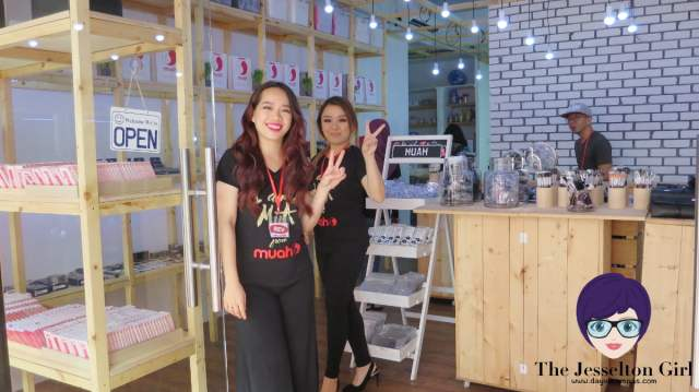 The Jesselton Girl Local: MUAH Studio Academy has its New Premise at 333 Plaza