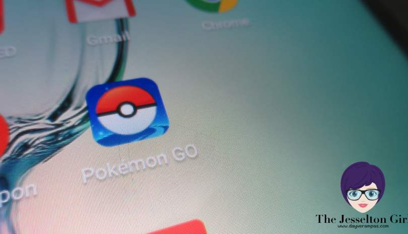 The Jesselton Girl Game: Getting my Priorities Straight - When Pokémon GO Hits Sabah
