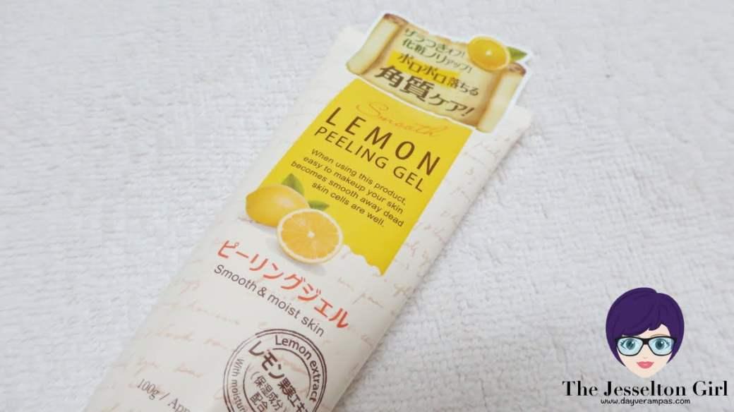 Daiso Smooth & Moist Lemon Peeling Gel