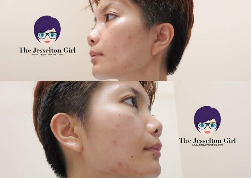 The Jesselton Girl Review: Daiso Collagen Face Mask [NOT RECOMMENDED]