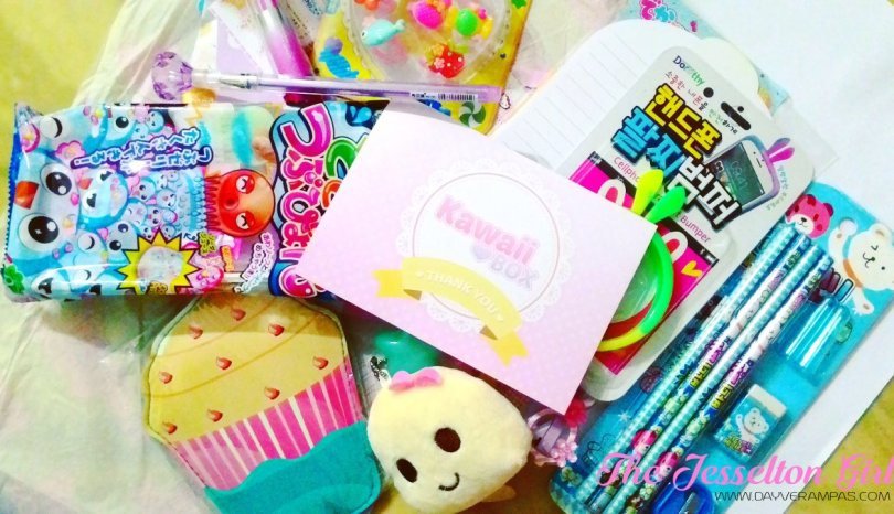 The Jesselton Girl Reality Check: Why I Find Kawaii Box is Not as Kawaii (Cute) as They Claimed To Be