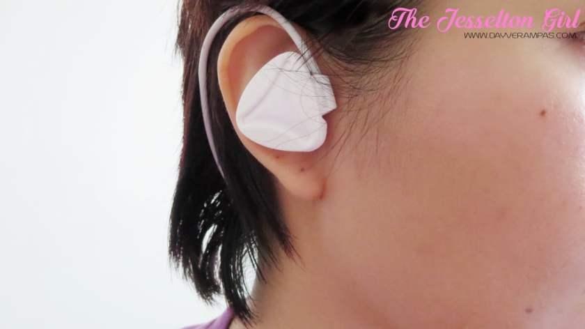 The Jesselton Girl Tech: iRiver Blank Sound Angle Bluetooth Earphone BES-S50