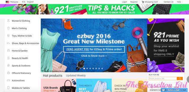 'Tricks' To Get Your Favourite Beauty Products from USA with ezbuy