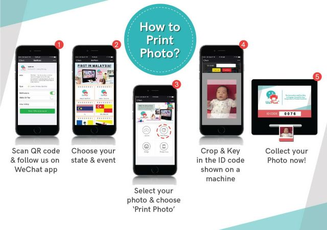 WePrint: The First WeChat Instant Photo Printing Business Opportunity in Malaysia, The Jesselton Girl
