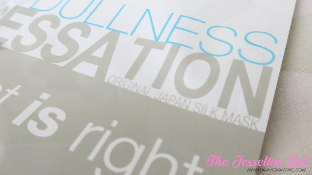 The Jesselton Girl Beauty: b.liv Dullness Cessation Bright is Right Face Mask