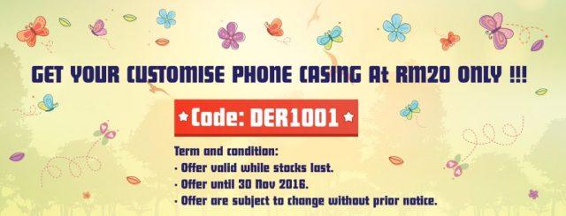 TBOOX - Customised Phone Casing