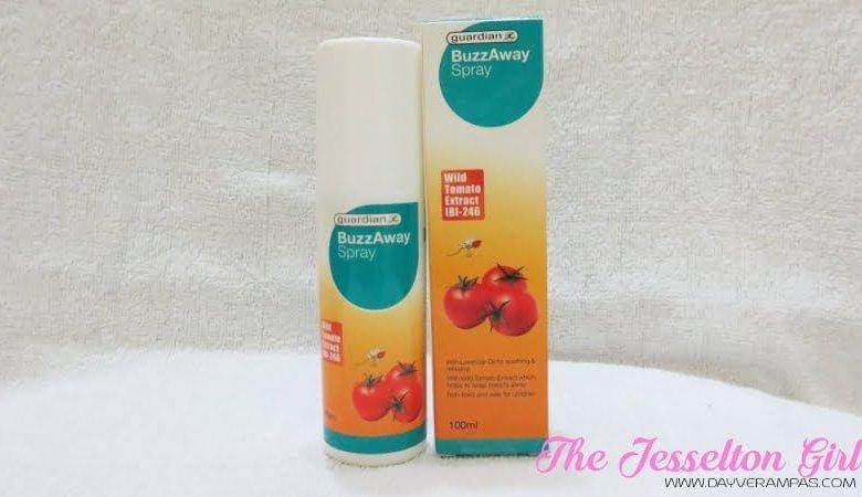 Guardian BuzzAway Spray