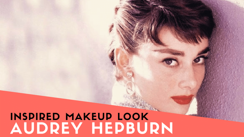 The Jesselton Girl VLOG: Inspired Make-Up Look - Audrey Hepburn