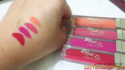 The Jesselton Girl Review: Zhuco Cosmetics Lippie Matte Cream (Sabah)