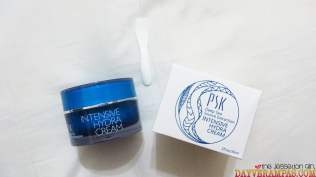 Review: PSK Deep Sea Source Extraction Series – Intense Hydra Cream, The Jesselton Girl