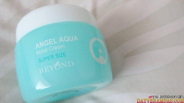 Review: BEYOND Aqua Angel Moist Cream [Super Size], The Jesselton Girl