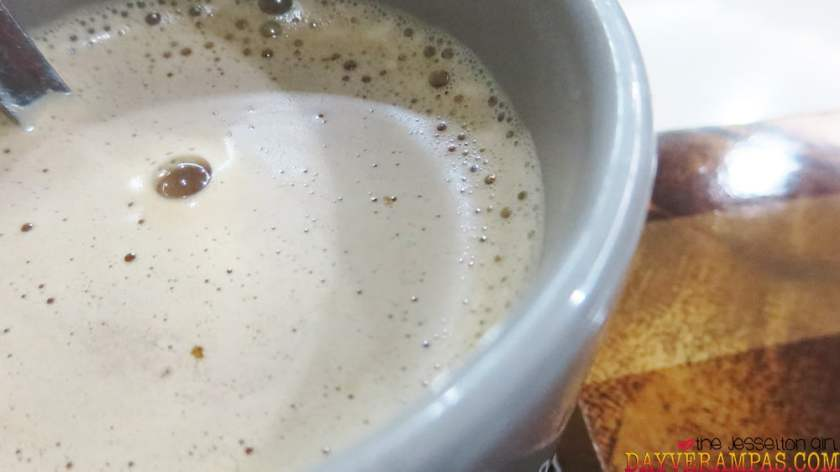 The Jesselton Girl Review: Sabah Durian White Coffee