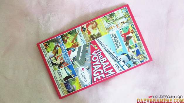 Review: theBalm Voyage Vol. 2 Face Palette
