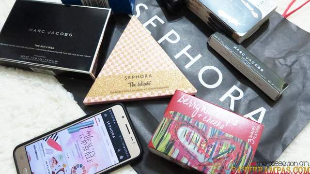 The Jesselton Girl Apps: Sephora Makes Life Easier with its Beauty Shopping App
