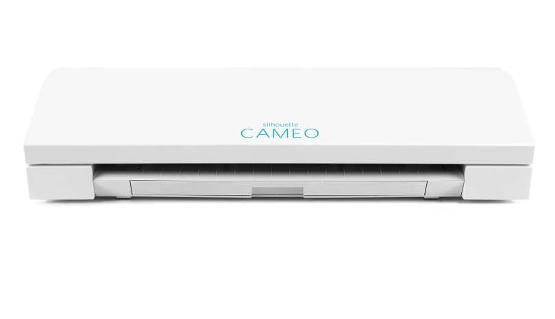The Jesselton Girl Silhouette CAMEO: Affordable Professional Wireless Desktop Cutting Machine