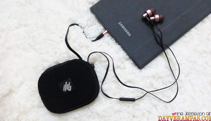 The Jesselton Girl Review: GALADO 49101-UX201 Earphone