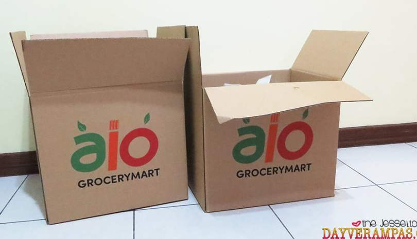 The Jesselton Girl REVIEW: How I shop for Groceries at AIO GroceryMart