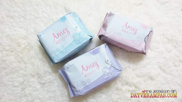 The Jesselton Girl Sleep Comfortably And Cleanly with Amez Care Bio Herbal Overnight Sanitary Pad