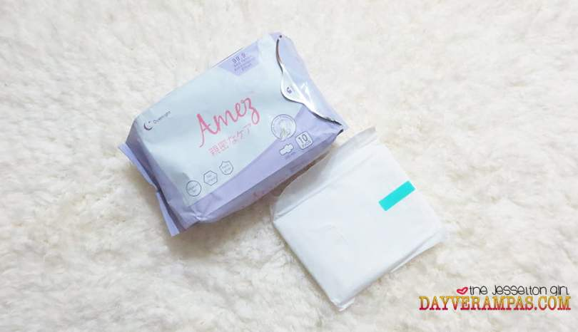 Sleep Comfortably And Cleanly with Amez Care Bio Herbal Overnight Sanitary Pad