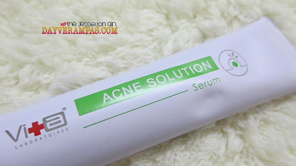 Swissvita Acne Solution Serum