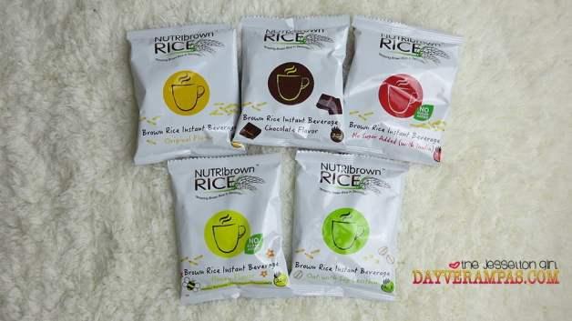 NutriBrown Rice Brown Rice Instant Beverage