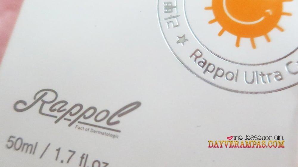 Nature Medics Rappol Ultra Calming Sun Cream SPF25 PA++