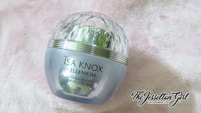ISA KNOX Cellenium Cellistal Cream