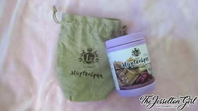 LaZior MayterLynn Beverage Mix Purple Sweet Potato Powder with Oat Bran