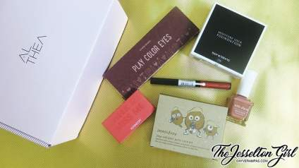 Why I Love: Althea's Dusty Rose Box, The Jesselton Girl