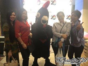 Nando's 20th Anniversary celebration