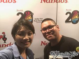 Nando's 20th Anniversary celebration