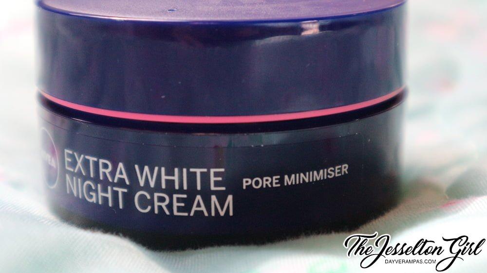 Beauty: Say Goodbye to Dull Skin with NIVEA Extra White Pore Minimiser Night Cream