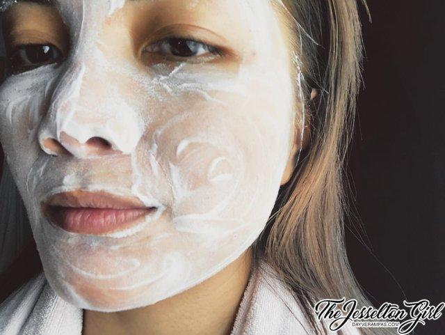 Althea Milk Peel Cream Mask