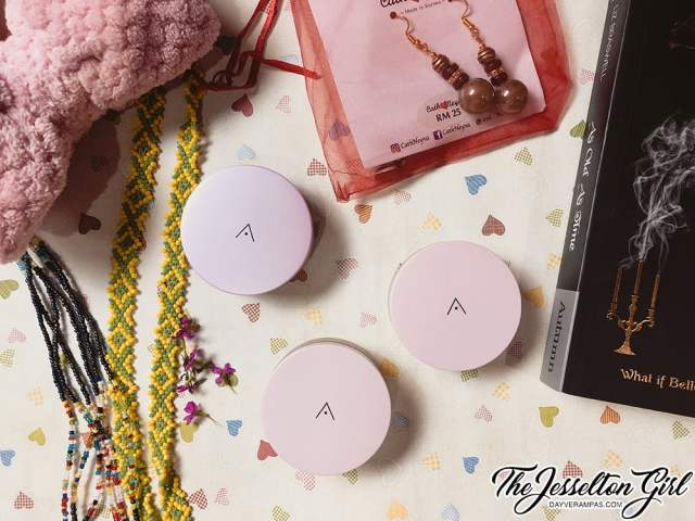 Althea Velvet Powder