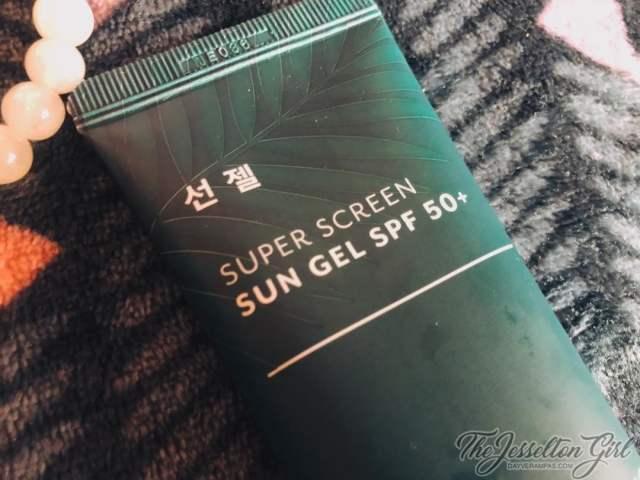 Beauty: Face Republic Super Screen Sun Gel SPF50+ with PA+++, The Jesselton Girl