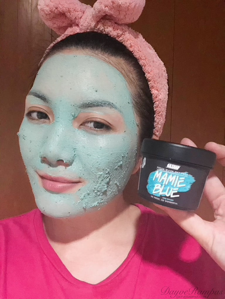 B&SOAP Mamie Blue Wash-Off Pack
