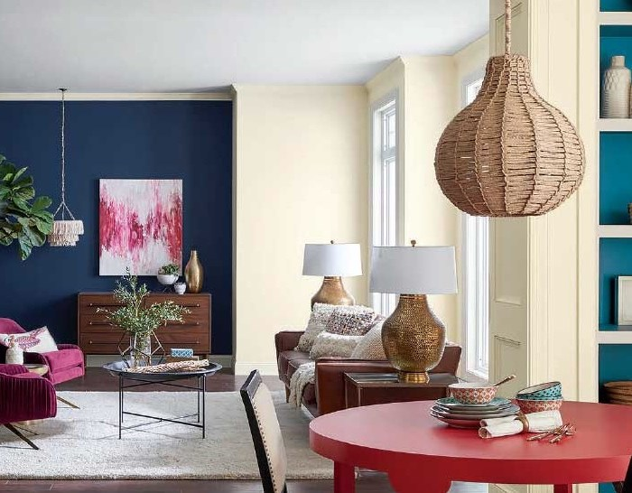 2018 Color Trends Forecast