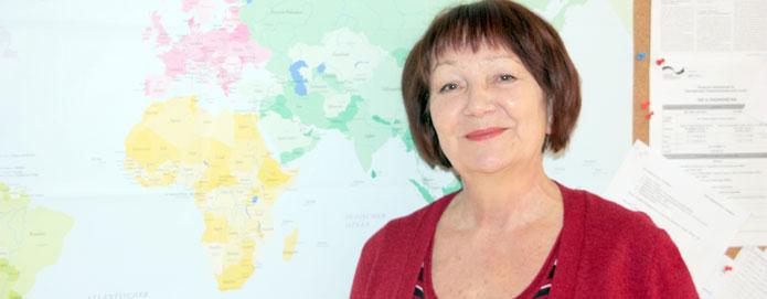 Ирина Вакенгут, консультант программы GIZ/BMI в странах Центральной Азии.