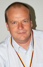 Давид Низен, исполнительный директор общества немцев Жамбылской области.