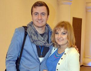 Артур Бартель (Павлодар) и Мария Борисевич (Караганда)