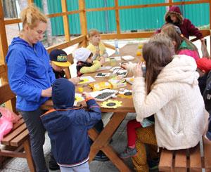 Семейный лагерь «Das deutsche Dorf»