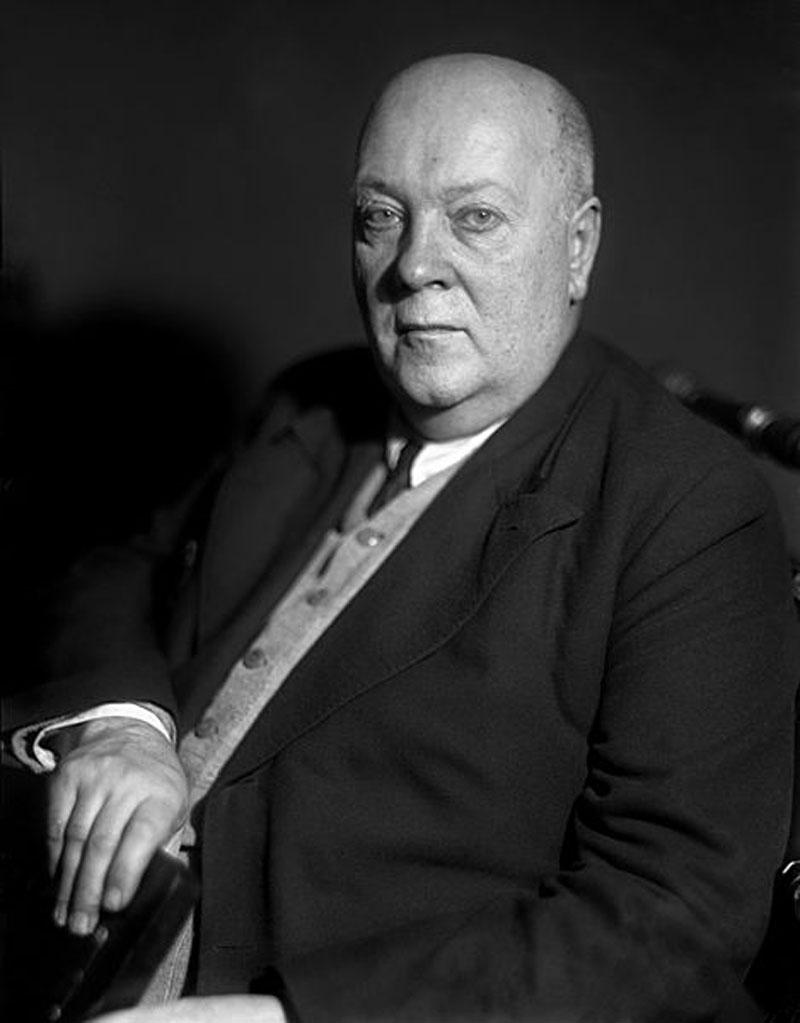 Александр Евгеньевич Ферсман.