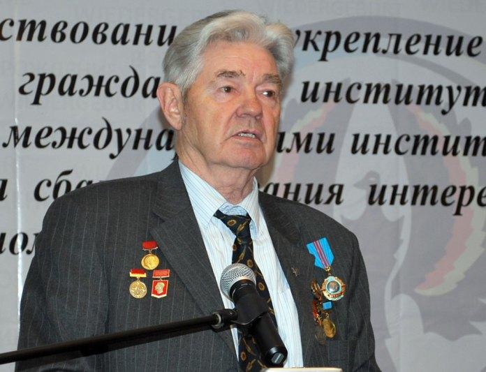 Эрвин Францевич Госсен