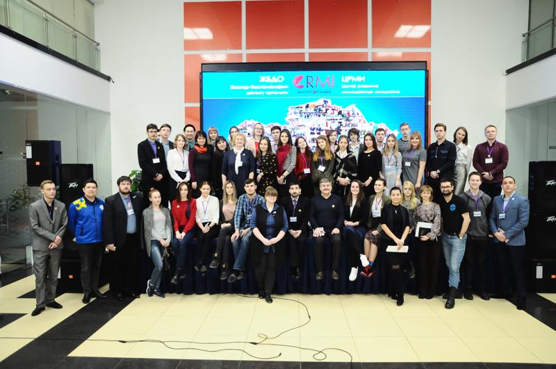 В Павлодаре прошел III Казахстано-Российско-Германский форум немецкой молодежи, объединивший представителей пяти стран.   Фото предоставлено автором