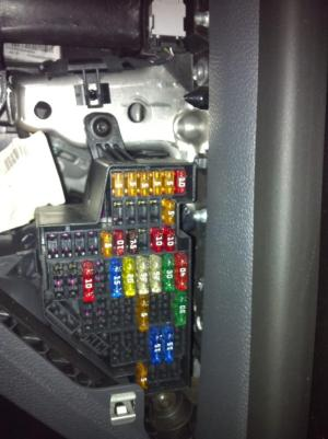 Confused fuses  How to Guides  Troubleshooting  MK5