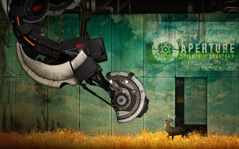 """""""GlaDOS"""" from Portal 2"""