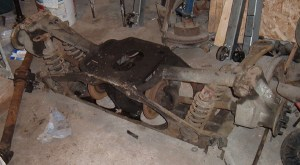 DazeCars, Mustang IRS or Independent Rear Suspension