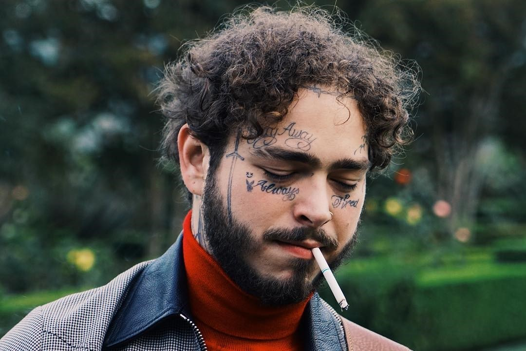 Why Post Malone Is The Epitome Of Male Beauty Dazed Beauty