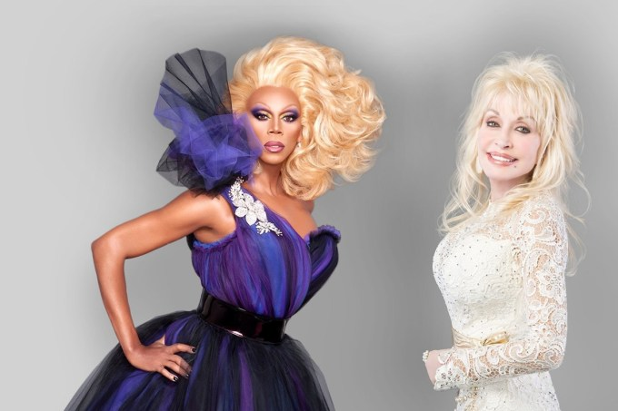 dolly parton and rupaul