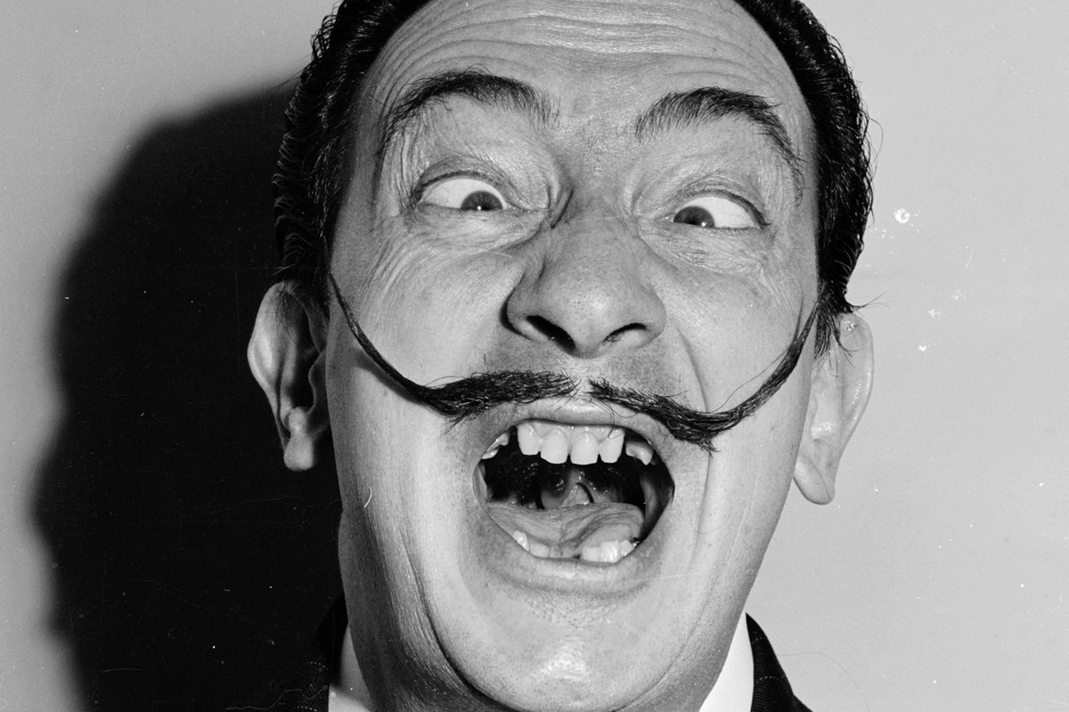 Salvador Dali S Body Exhumed With Mustache Still Intact